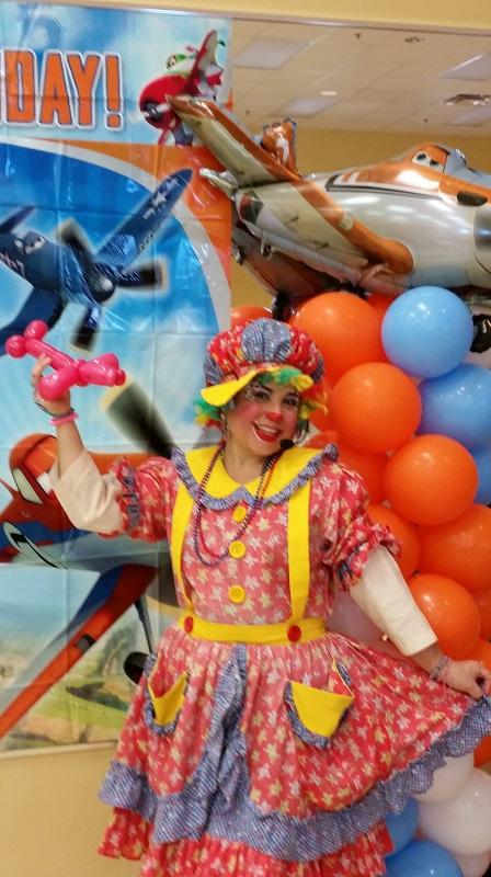 Tenchita the Clown