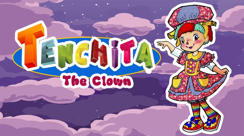 Welcome to Tenchita the Clown's Website
