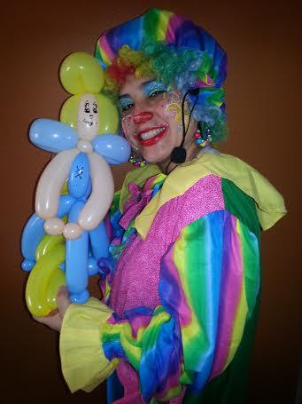 Who is Tenchita the Clown?